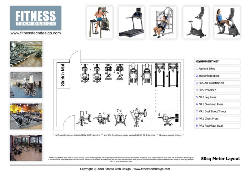2d Gym Design Amp 2d Fitness Layout Portfolio Fitness Tech Design