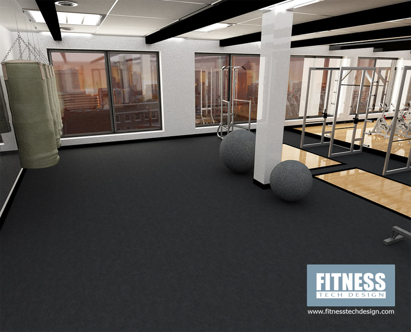 89+ Home Gym Layout Design Photos - 100 Small Exercise Room Design ...